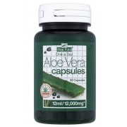 Aloe Pura Aloe Vera Double Strength 30 Capsules