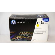 Cartus toner original Q5952A (HP 643A Yellow) HP Color LaserJet 4700