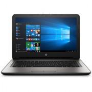 HP Notebook - 14-am090tu (Z4Q60PA) (Core i3 (5th Gen)/4 GB/1 TB/35.6 cm (14)/Windows 10 Home) (Silver)