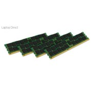 Kingston 64 GB Kit of 4 (4x16 GB Modules) 1600MHz DDR3 Server Memory