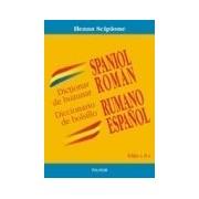 Dictionar de buzunar spaniol-roman/ Diccionario de bolsillo rumano-espanol Editia a II-a