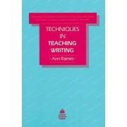 Techniques in Teaching Writing by Ann Raimes