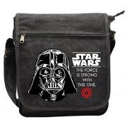 Star Wars Pequeño Tamaño Hombro Bolsa / Messenger Bag: Vader - La Fuerza