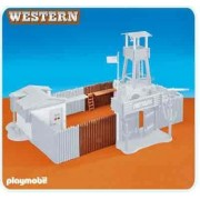 Playmobil Extension for Western Fort (6270) by PLAYMOBILÃ'®