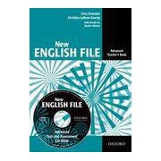 New English File Advanced: Teacher's Book with Test and Assessment CD-ROM