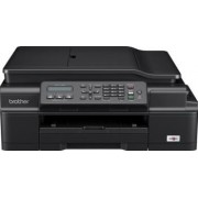 Multifunctionala Color Brother Ink Benefit MFC-J200 Wireless ADF Fax A4