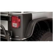 Protectii Coltare Spate - Bushwacker - pt. 07-13 Jeep Wrangler JK