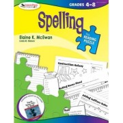 The Reading Puzzle: Spelling, Grades 4-8 by Elaine K. McEwan-Adkins