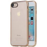 Husa silicon Rock Pure aurie pentru telefon Apple iPhone 7
