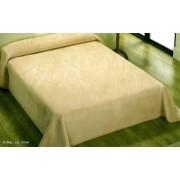 Coperta pile letto singolo tipo pelliccia ecologica plaid divano 160x240 cm cammello