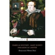 Renaissance Women Poets by Aemelia Lanyer