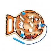 Jucarie eco Labirint Magnetic Go-Fish-Go Hape