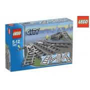 Ghegin Lego City Scambi Per Ferrovia 7895