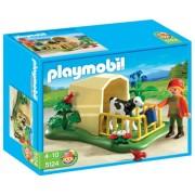 PLAYMOBIL Calf Feeder Construction Set