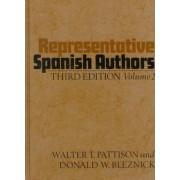 Representative Spanish Authors: v.2 by Walter T. Pattison