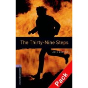 Oxford Bookworms Library: Level 4: The Thirty-Nine Steps: 1400 Headwords by John Buchan