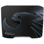 ROCCAT RAIVO 2mm High-Velocity Ergonomic Gaming Mousepad Stealth Black