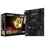 MB, GIGABYTE B250-HD3P /Intel B250/ DDR4/ LGA1151