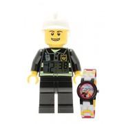 LEGO® City Fireman Wecker und Uhren Bündel