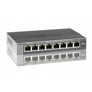 NETGEAR GS108E-300UKS ProSAFE 8 Port Web Managed (Plus) Gigabit Ethernet Switch