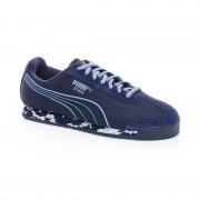 Puma Roma MS Print blue