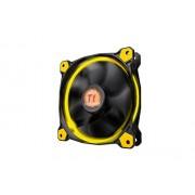 Termaltake CL-F038-PL12YL-A Ventola Case Riing 12, Giallo