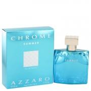 Azzaro Chrome Summer Eau De Toilette Spray 1.7 oz / 50.27 mL Men's Fragrance 516440
