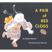 A Pair of Red Clogs by Masako Matsuno