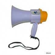 PORTAVOCE - MEGAPHONE MULTIFUNCTIONAL CU BATERII- Stage Effects