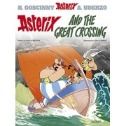 Asterix and the Great Crossing by Rene Goscinny