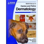 BSAVA Manual of Canine and Feline Dermatology by Hilary Jackson