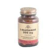 L-Glutamina 500 Mg. 50 Cápsulas Vegetales