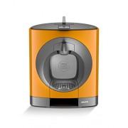 Krups YY2293FD Nescafé Dolce Gusto Oblo orange Machine à Café Noir 24,5 x 18 x 31,5 cm