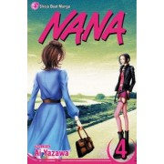 Nana, Vol. 4 by Ai Yazawa