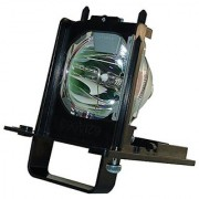 AuraBeam Economy Mitsubishi WD-73742 Television Replacement Lamp with Housing