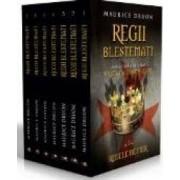 Pachet Regii Blestemati 7 Volume - Maurice Druon