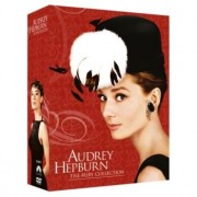 Sabrina; Vacanta la Roma; Mic dejun la Tiffany - Audrey Hepburn -The Ruby Collection ( 3 DVD ) (DVD)