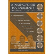 Winning Poker Tournaments One Hand at a Time Volume III by Jon 'Pearljammer' Turner