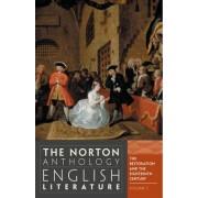 The Norton Anthology of English Literature by Stephen Greenblatt
