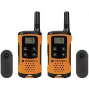 Motorola PMR készülék narancssárga 2 db TLKR T41 188036 PMR T41, Motorola (1232664)