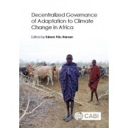 Decentralized Governance of Adaptation to Climate Change in Africa by Esbern Friis-Hansen