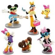 Minnie M Rock Star Figurine Play Set