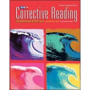 Corrective Reading Fast Cycle B1, Presentation Book by McGraw-Hill Education