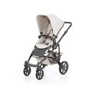 Salsa 4 carrinho de passeio para bebés silver-sheep - ABCDesign