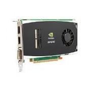 NVIDIA Quadro FX 1800 - Carte graphique - Quadro FX 1800 - 768 Mo GDDR3 - PCIe x16 - DVI, 2 x DisplayPort - pour Workstation xw4600, xw9400, z400, z800\; Workstation z600
