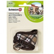 Schleich North America Blanket + Headstall Toy Figure