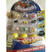 Blip Squinkies Hot Wheels Bubble Pack - Series 6 by Squinkies