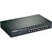 Switch Edimax GS-1008P 8 porturi Gigabit