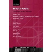 Political Parties by Richard Gunther