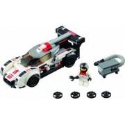 Set Constructie Lego Speed Champions Audi R18 E-Tron Quattro